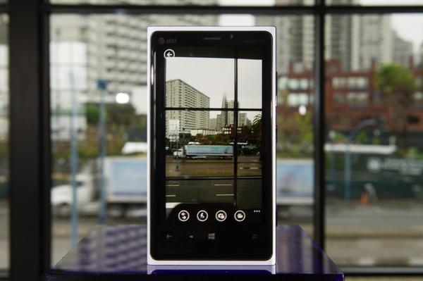 A Nokia Lumia 920