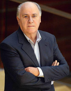 Amancio Ortega, the Spaniard who founded retailer Inditex, saw his fortune grow $22.2 billion, the most of anyone on the Bloomberg Billionaires Index.