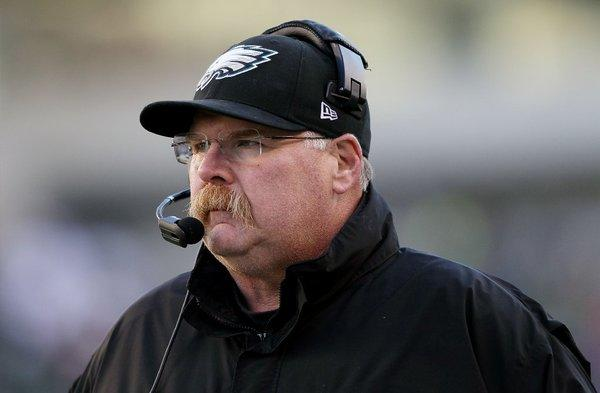 It looks as if Andy Reid will be patrolling the sideline for the Kansas City Chiefs next season.