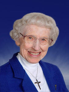 Sr. Mary Ann Shearer, SP