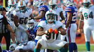 Miami Dolphins 2012 postseason awards