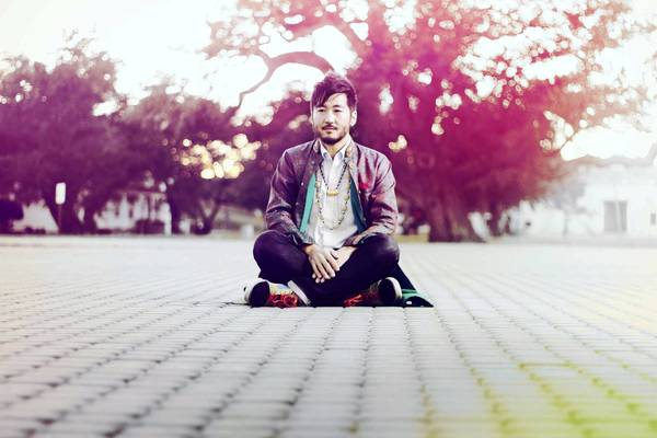 Kishi Bashi is an inventive musician from Norfolk.