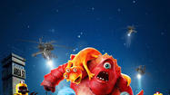 Feb. 14: 'Escape From Planet Earth'