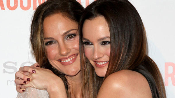 Celebrities separated at birth?: Minka Kelly and Leighton Meester brought their doppelganger-ness to the big screen with 2011s The Roommate, in which Meesters character pretty much decides to become Minkas character.   We compiled a gallery of our favorite Hollywood lookalikes. Heres hoping none of these celebs decide to go all Single White Female on their counterparts.  -- Zap2it