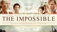"<em>""The Impossible</em>"" is a film that will not just keep you invested in the characters lives, but will make you care and cry for them as Juan Antonio Bayona skillfully develops the charters and the plot along with it."