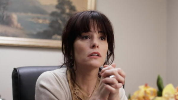 "Parker Posey stars in ""Price Check."""