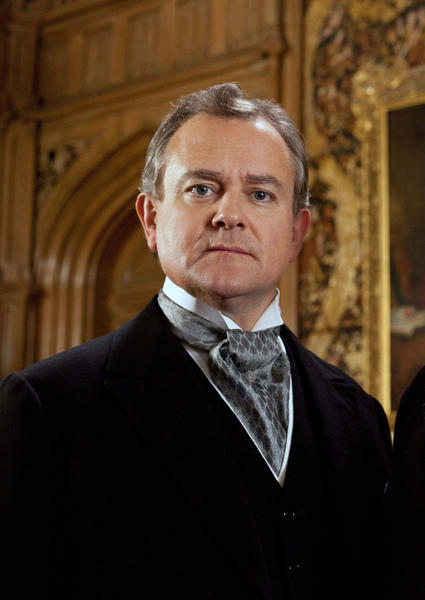 <b>Played by:</b> Hugh Bonneville (pictured) and Elizabeth McGovern <br><br> <b>Where we left off:</b> Bummed he's not allowed to fight in World War I, Robert busies himself with fretting about loved ones fighting on the front and, um, lusting over a new housemaid. Cora balks at turning Downton into a convalescent home for wounded soldiers, but eventually yields. Later, she almost dies from the flu. Yeah, Season 2 was rough. <br><br> <b>What to expect:</b> Money troubles immediately plague Robert, who turns to Matthew for help but isn't exactly welcoming to changes in financial handling. Meanwhile, Cora's opinionated mom (guest star Shirley MacLaine) visits to attend Matthew and Mary's wedding/trade bon mots with the Dowager Countess.