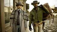 "Quentin Tarantino fans won't be disappointed in ""Django Unchained,"" a crazy mess of ideas from spaghetti westerns, ""Roots"" and ""Blazing Saddles"" jangled up in a tale of pre-Civil War slavery and revenge. Tarantino borrows from the best, even from his own past."