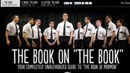 The book on 'Book of Mormon'
