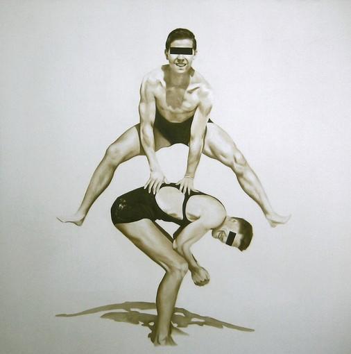 """Jhina Alvarado's """"Leap Frog."""""""