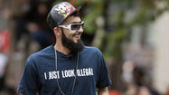 Sergio Romo arrested