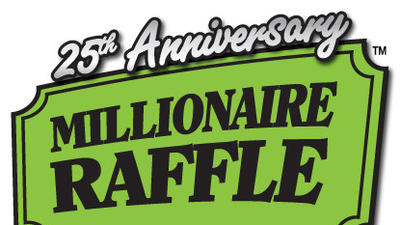 Davie woman claims $2M raffle win