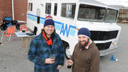 Back Story: Artists transform Winnebago into man cave