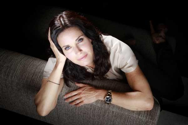 """Cougar Town's"" Courteney Cox will be a guest on ""The Tonight Show With Jay Leno."""