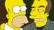 "Tom Waits still hasn't announced any new tour dates, but his cameo appearance on ""The Simpsons"" will arrive Sunday, according to his record label, <a href=""https://twitter.com/AntiRecords"" target=""_blank"">Anti</a>-. The label also released of a photo of Homer and Waits in his ""Simpsons"" guise."