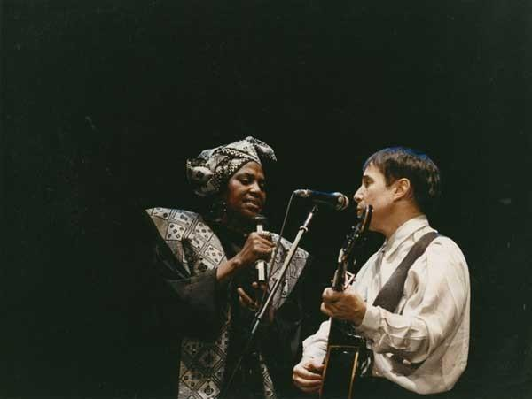 "Paul Simon revisits the making of his 1986 album ""Graceland"" on a new edition of ""Great Performances"" at 9 p.m. on KOCE. With Miriam Makeba."