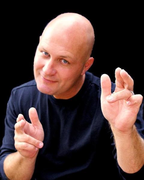 Jon Simon, comedy hypnotist