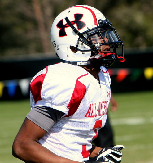 Stacy Coley, Oakland Park Northeast, Under Armour, photo
