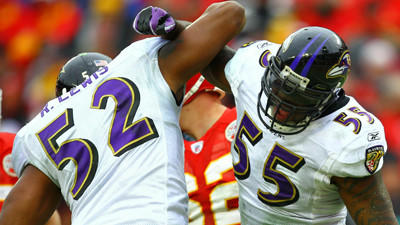 Despite his 'weird season,' Terrell Suggs says Ravens still 'on…