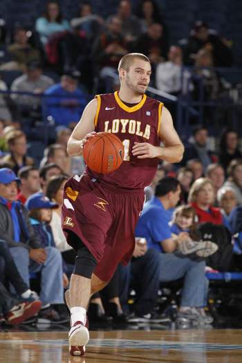 Schaumburg grad Cully Payne has helped Loyola to a 10-3 start.