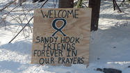 Pictures: Sandy Hook Students Return To School