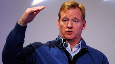Roger Goodell says he'll continue to use Ray Lewis as a soundin…