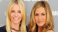 Chelsea Handler and Jennifer Aniston
