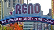 A weekend in Reno