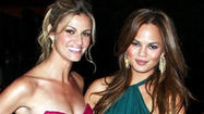 Erin Andrews and Chrissy Teigen got us thinking ...