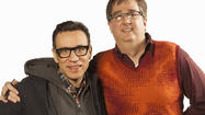 "With Season 3 of ""Portlandia"" premiering Friday, I asked Fred Armisen to help me with my midseason TV preview by giving him the names of five new series. He then told me what he thought they are about. You can watch him answer in the video above, then read what they are really about below."