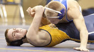 Catonsville vs. Sparrows Point wrestling [Pictures]