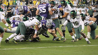 K-State can't keep up with Oregon in Fiesta Bowl loss