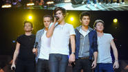 One Direction Concert Movie (August 30)