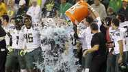 Gatorade bath