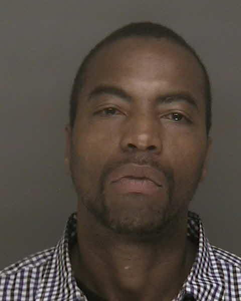 Two men who police say broke into an apartment Tuesday were arrested. Johnnie Newkirk, 38, of Bridgeport was arrested a few blocks away. A witness identified him as one of the men who broke into the home.