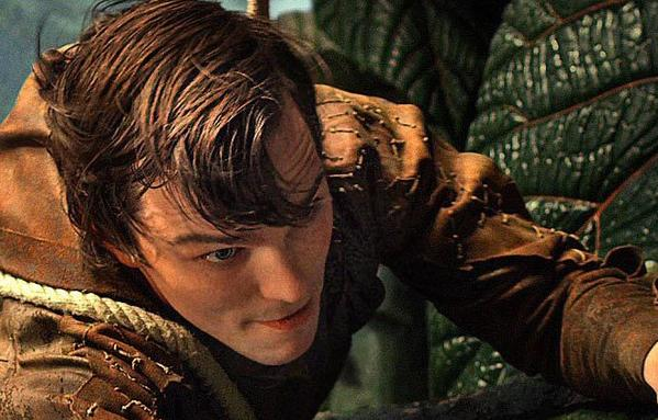 "What's up there, up that beanstalk? Director Bryan Singer (""X-Men: First Class"") imagines the land in the clouds where giants rampage and princesses must be retrieved safely and in a timely manner. Nicholas Hoult plays the farm boy heading north; Stanley Tucci and Bill Nighy provide the understated overplaying."
