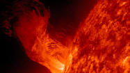 Puny Earthlings: Watch this 'minor' solar eruption