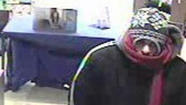 The FBI is looking for a man who robbed a bank Thursday night at a grocery in northwest suburban Buffalo Grove.