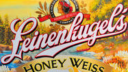 I recently inherited a large amount of Leinenkugel's beer from friends who had a New Years Eve party and wanted to get rid of the excess alcohol. It wasn't until I'd gotten home and unpacked it in my refrigerator that I remembered: Leinenkugel's is dogshit.