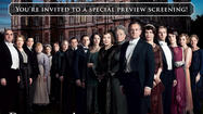 Downton Abbey preview screening
