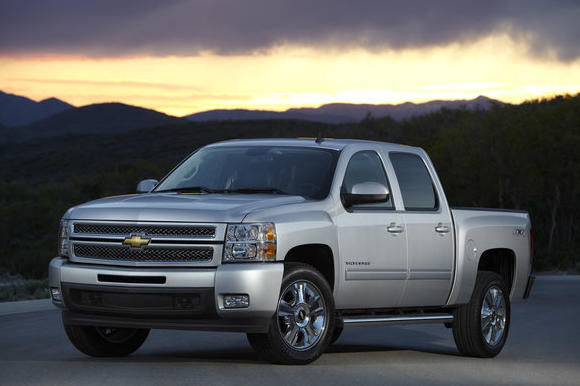 GM trucks, SUVs recalled