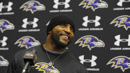 Let's just say that Ray Lewis had better not pull a Brett Favre and, like, come back.