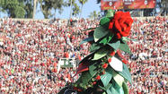 Photo Gallery: Everything but the game at the Rose Bowl