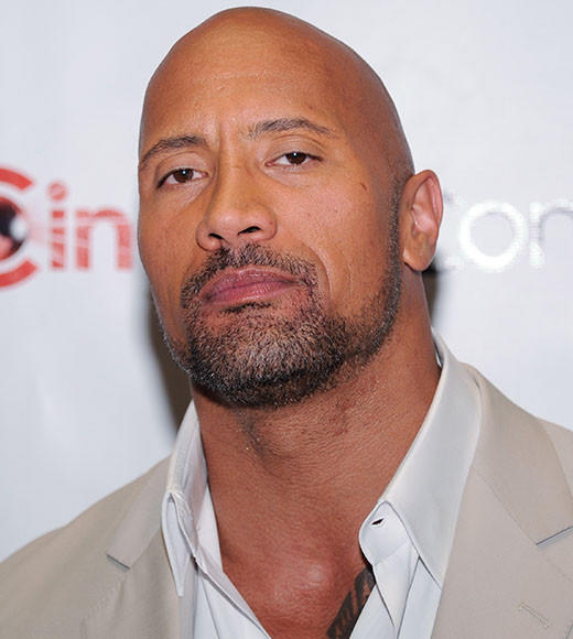 """One of my best friends, Donnie [Wahlberg], is a nerd.""<br><br> -- <b>Dwayne ""The Rock"" Johnson<b> weighing in on his connection to nerd culture, inspired by the new show ""King of the Nerds"""
