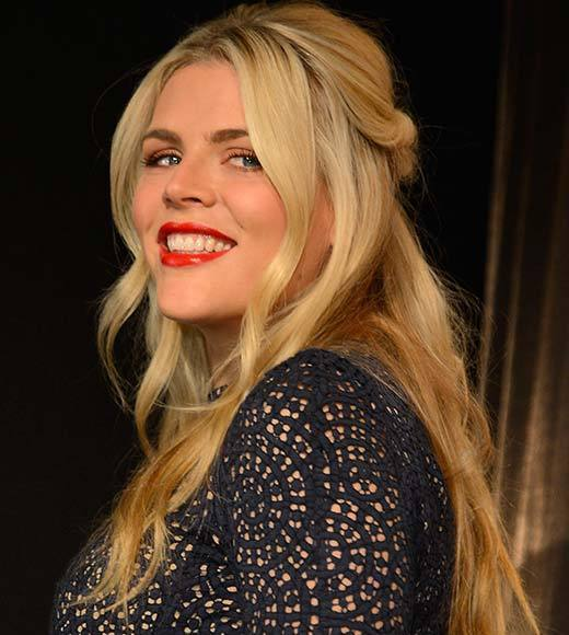 Overheard at 2013 Winter TV Press Tour: Sometimes, as an actress, you get to go to work and make out with guys, and your husband cant complain about it.   -- Cougar Town star Busy Philipps on the perks of the job