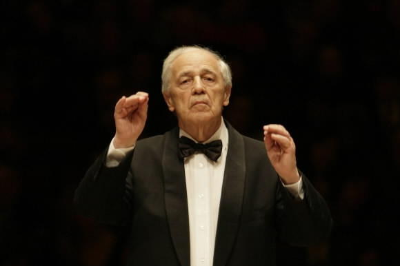 CSO and Pierre Boulez