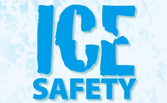 Ice safety tips