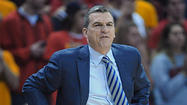 Will Turgeon alter rotation now that ACC schedule is here?