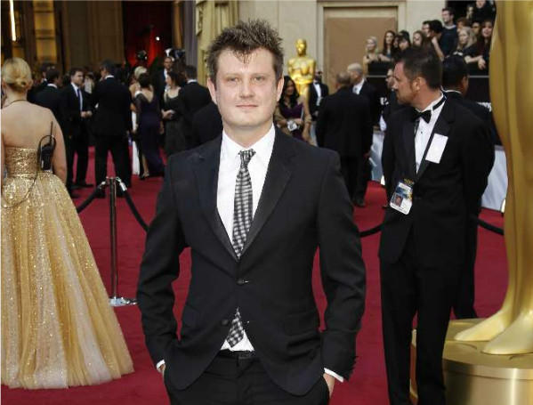Beau Willimon at the Academy Awards ceremony in February 2012.