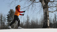 Free cross-country skiing at the Boyne resorts